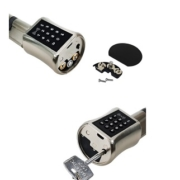 Smart lock Cilindro electronico para hotel Hospitality y oficinas KR82